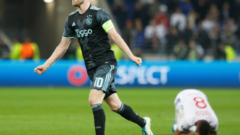 Can Davy Klaassen continue to be a difference maker?
