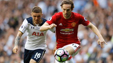 Can Manchester United's makeshift defense hold up?