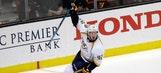 Predators forward Ryan Johansen has thigh injury, out for playoffs