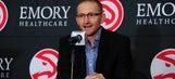 Report: Wes Wilcox no longer GM of Hawks