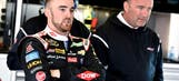 Austin Dillon's old crew chief joins in celebration with new one