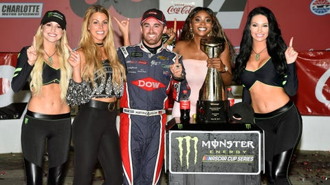 2017 NASCAR Monster Energy Cup Series, Charlotte