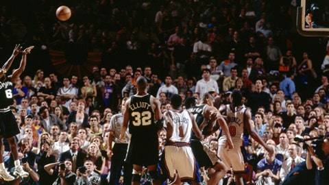 1999: Spurs beat Knicks