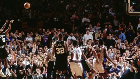 1999: Spurs beat Knicks