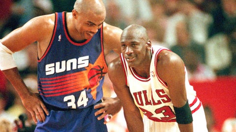 1993 Chicago Bulls (57-25, 15-4)