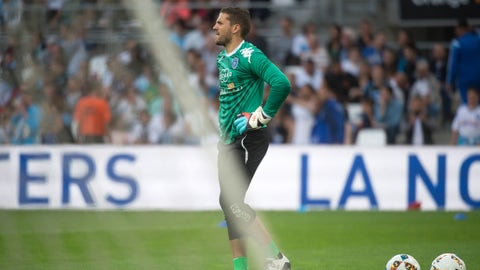 ↓ Relegated: SC Bastia