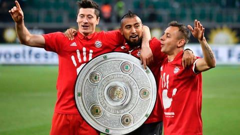 RB Leipzig host Bayern on FOX