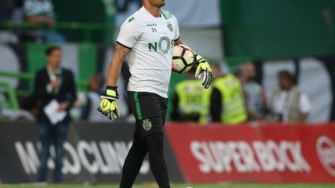 GK: Beto — Sporting Lisbon
