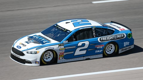 Brad Keselowski, 408 (12 playoff points)