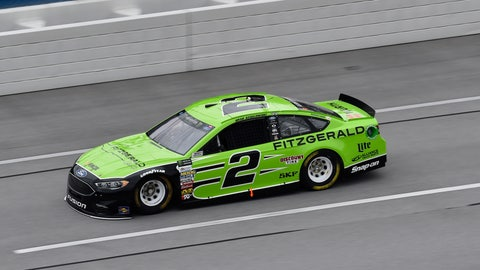 Brad Keselowski, 10 points (1 playoff point)