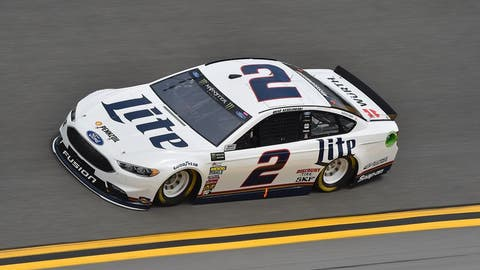 Brad Keselowski, 327 (11 playoff points)