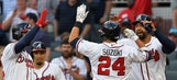 Braves LIVE To Go: Freeman's early exit overshadows Atlanta's third straight win over Toronto