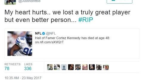 Seahawks C Justin Britt