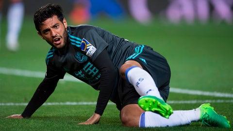 F: Carlos Vela (Real Sociedad)