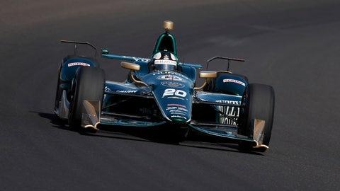 Ed Carpenter - 231.664 mph