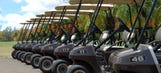 Golf cart crooks arrested after stealing dozens of high-end carts