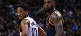 DeMar DeRozan says Raptors would have won if they had LeBron James
