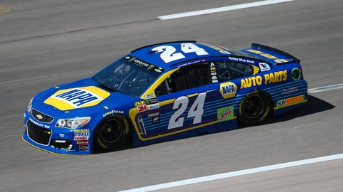 Chase Elliott, 361 (2 playoff points)