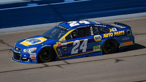 Chase Elliott, 346 (2 playoff points)