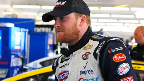 Chris Buescher, C-