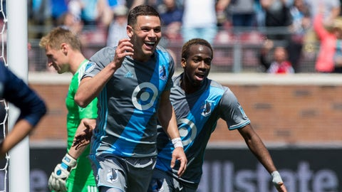 MNUFC sit ahead of the Sounders and the Galaxy in the table