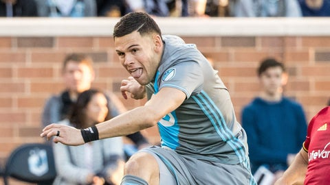 Minnesota United: Christian Ramirez