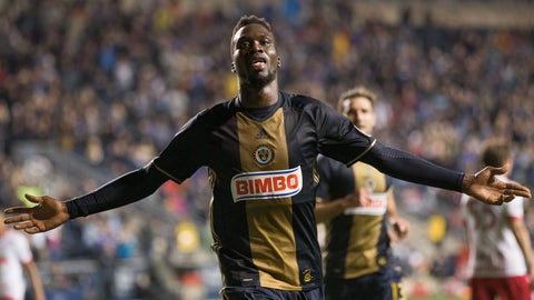 Philadelphia Union: CJ Sapong