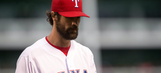 Cole Hamels expected to miss 8 weeks with side strain