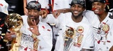 LeBron James' 6 best teammates, ranked
