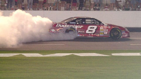 Dale Earnhardt Jr., 2000