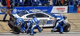 Dale Earnhardt Jr. on loose wheel at Talladega: 'I had to bail out'