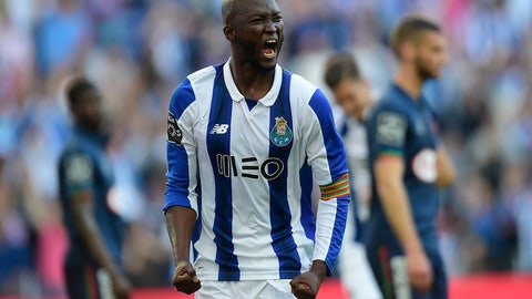 MF: Danilo Pereira — FC Porto
