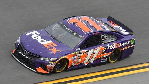 Denny Hamlin, 267 (1 playoff point)