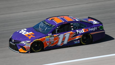 Denny Hamlin, 289 (1 playoff point)