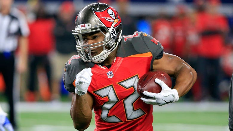 Tampa Bay Buccaneers release former Pro Bowl running back Doug Martin