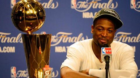 2006: Heat beat Mavericks