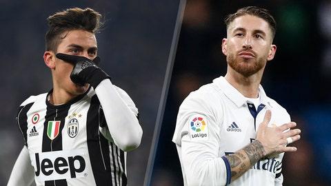 Paulo Dybala vs. Sergio Ramos
