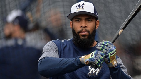 Eric Thames, OF, Milwaukee Brewers