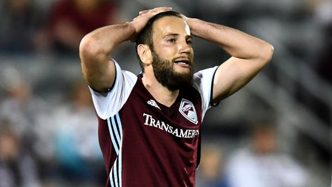 The Rapids are probably the worst team in the league