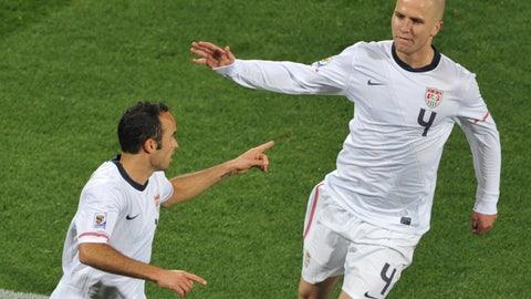 U.S. Soccer (2010 World Cup)