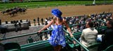 When did the Kentucky Derby become a fashion show with a horse race at the end?