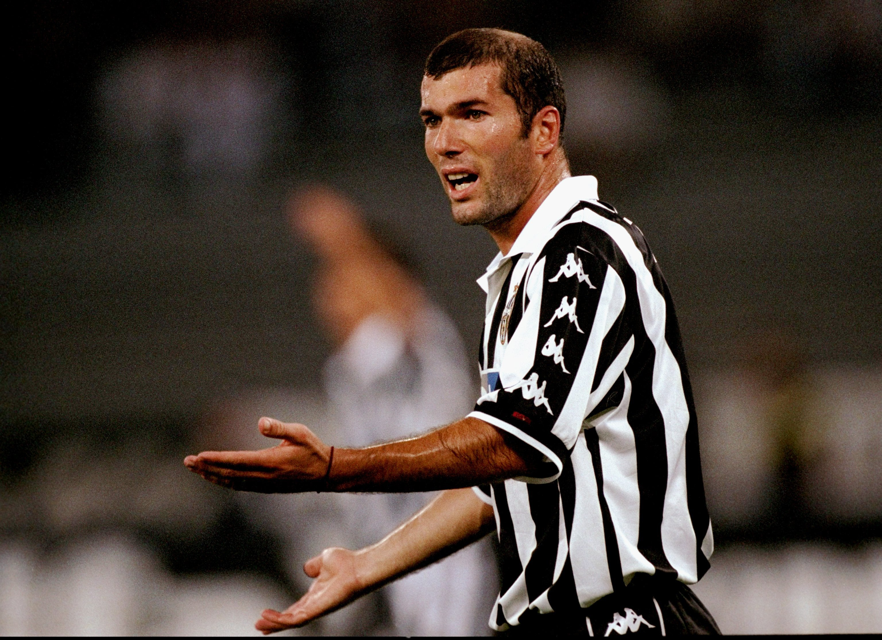 hot sale online 031a0 82a25 Zinedine Zidane couldn't win the Champions League with ...