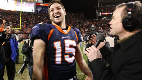 Tim Tebow (Denver Broncos, 2011)