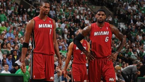 2011: Game 5, NBA Finals