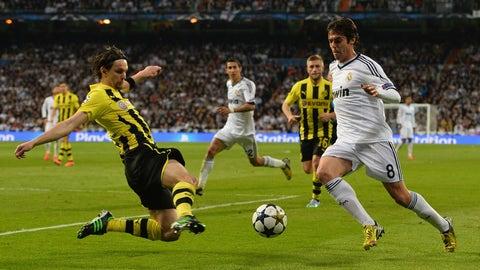 2013: Semifinals