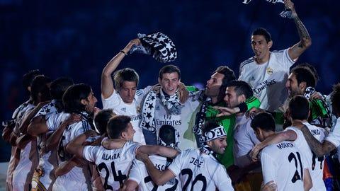 2014: Champions