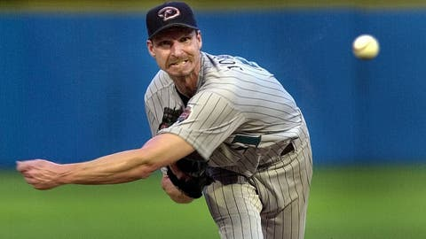Randy Johnson, Diamondbacks (2000)