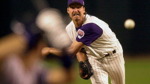Randy Johnson, Diamondbacks (2001)