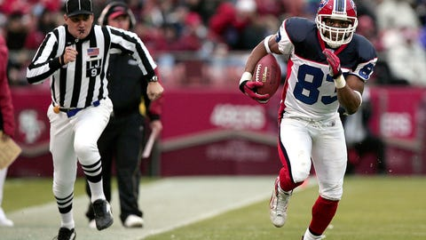 Rookie WR - 8-plus touchdowns