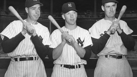 MLB, the 1950s (give or take)